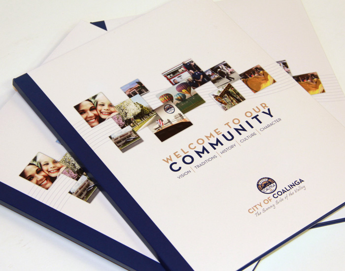 City of Coalinga Brochure System and Brand Standards Guide